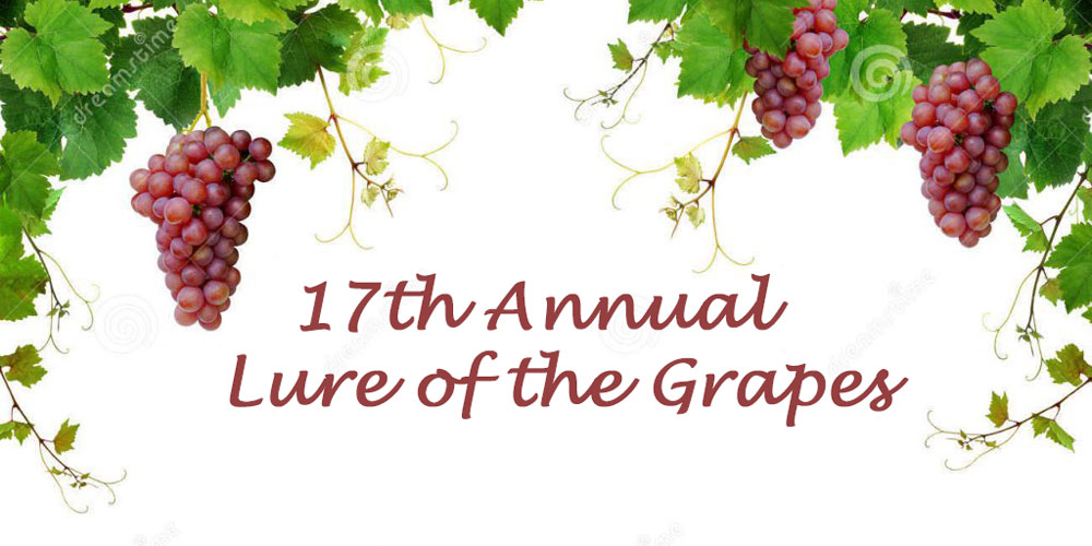- 17th Annual Lure of the Grapes -
