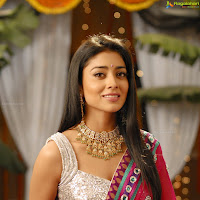 Shriya Saran sizzles in saree