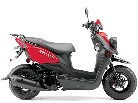2013 Yamaha Zuma 50F Scooter pictures , 480x360 pixels