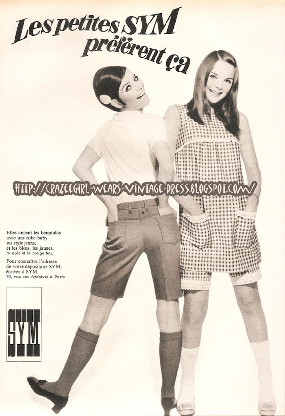 Sym advert - 1968