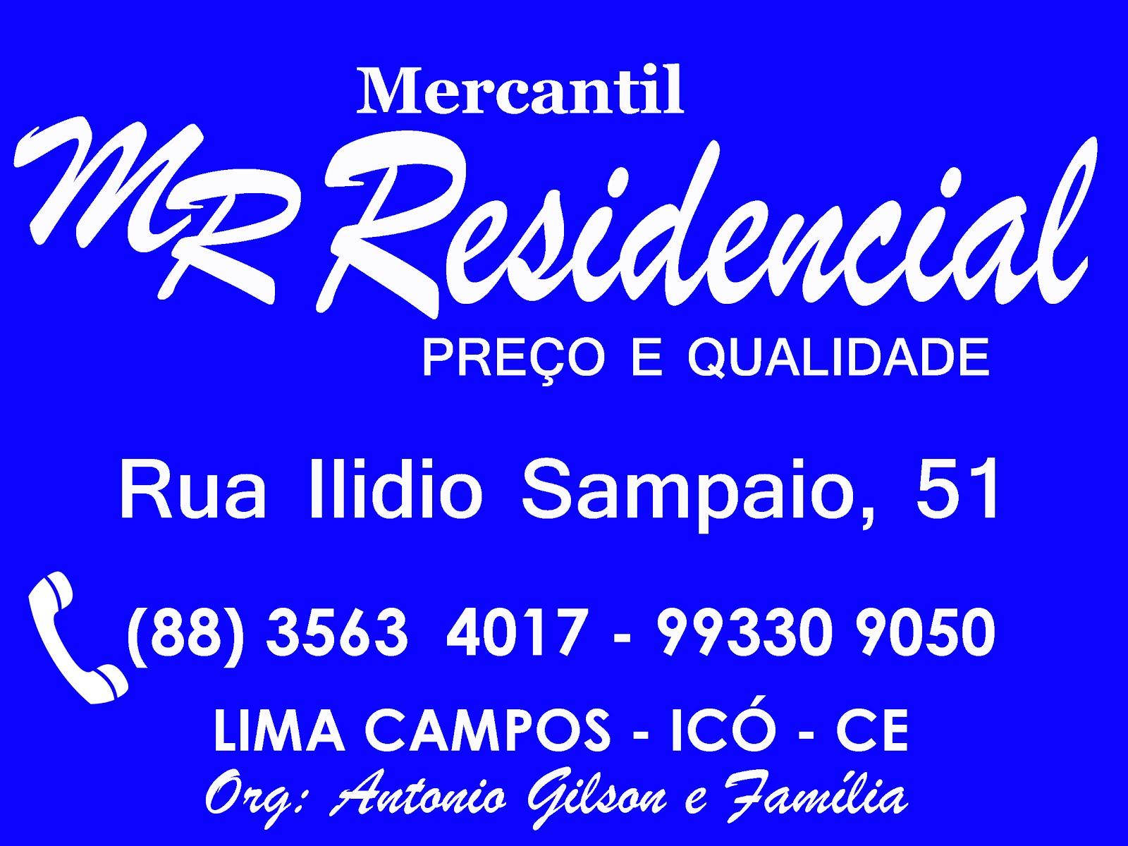 MERCANTIL RESIDENCIAL