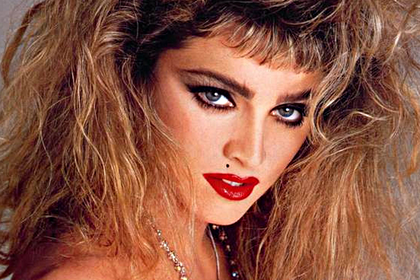 ME MY LIPS &amp EYE!: Makeup History  1980s Girls just - 80s Makeup
