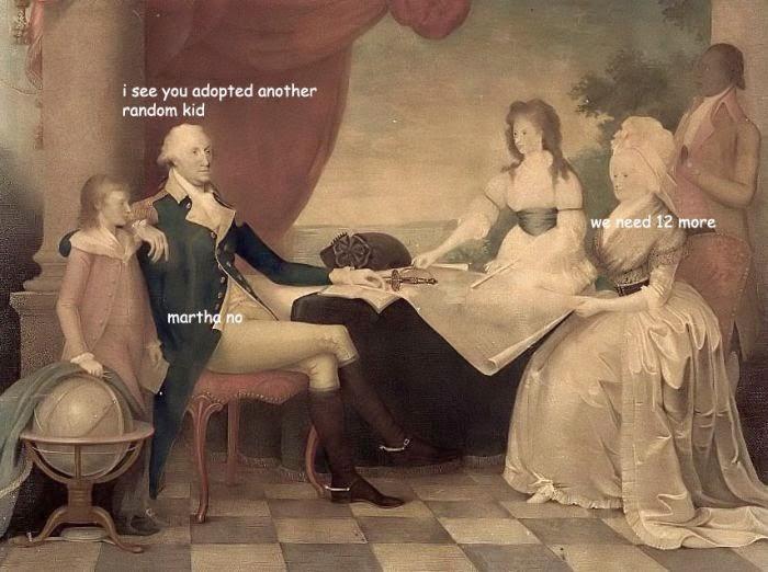 George Washington Memes are Fabulous