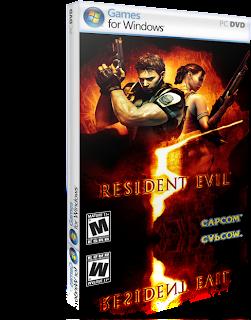 Downlaod Resident Evil 5 PC Version (Free Download)