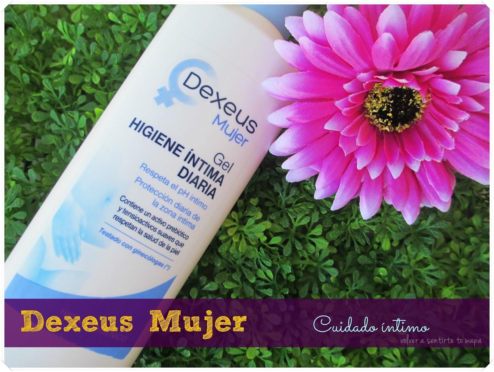 Cuidado íntimo - Dexeus Mujer Gel Higiene íntima diaria {review}