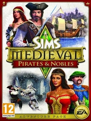 Baixar Gratis Download The Sims Medieval Pirates and Nobles PC Full + Crack (RELOADED)