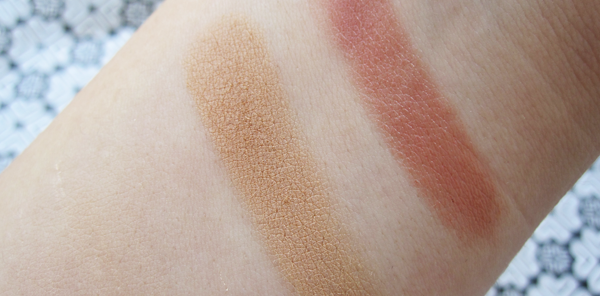 Review & Swatches: Lily Lolo Mineral Foundation in Barely Buff, Pressed Bronzer in Miami Beach & Natural Lipstick in Love Affair