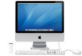 Apple iMac MC413ZAA Harga Rp.5.000.000