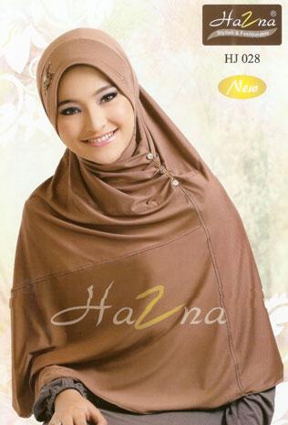 Jilbab Hazna HJ 028
