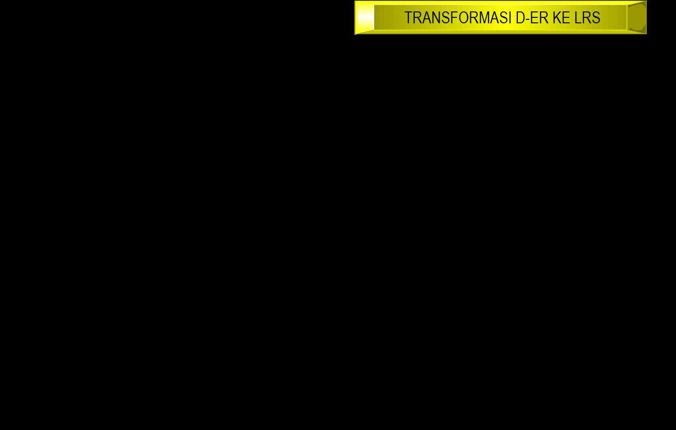Review materi spk 2014 transformasi lrs ke tabel atau relasi ccuart Images