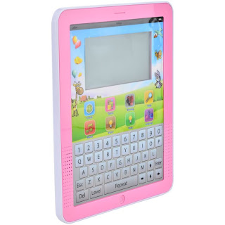 Mainan Edukasi Untuk Anak 2 Tahun Tablet Mainan 2 bahasa
