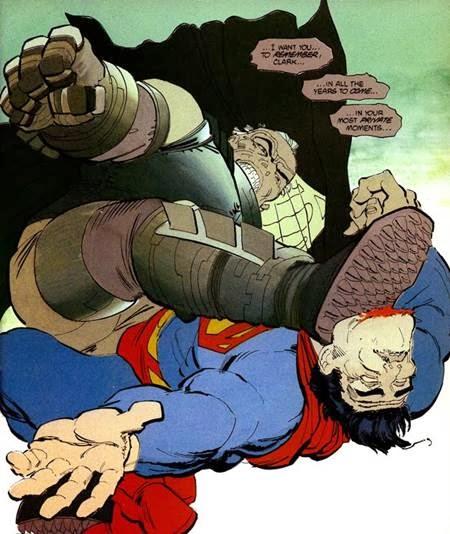 BATMAN vs SUPERMAN Release Date Moved