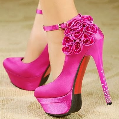 Stylish High Heels Collection For Women 2014