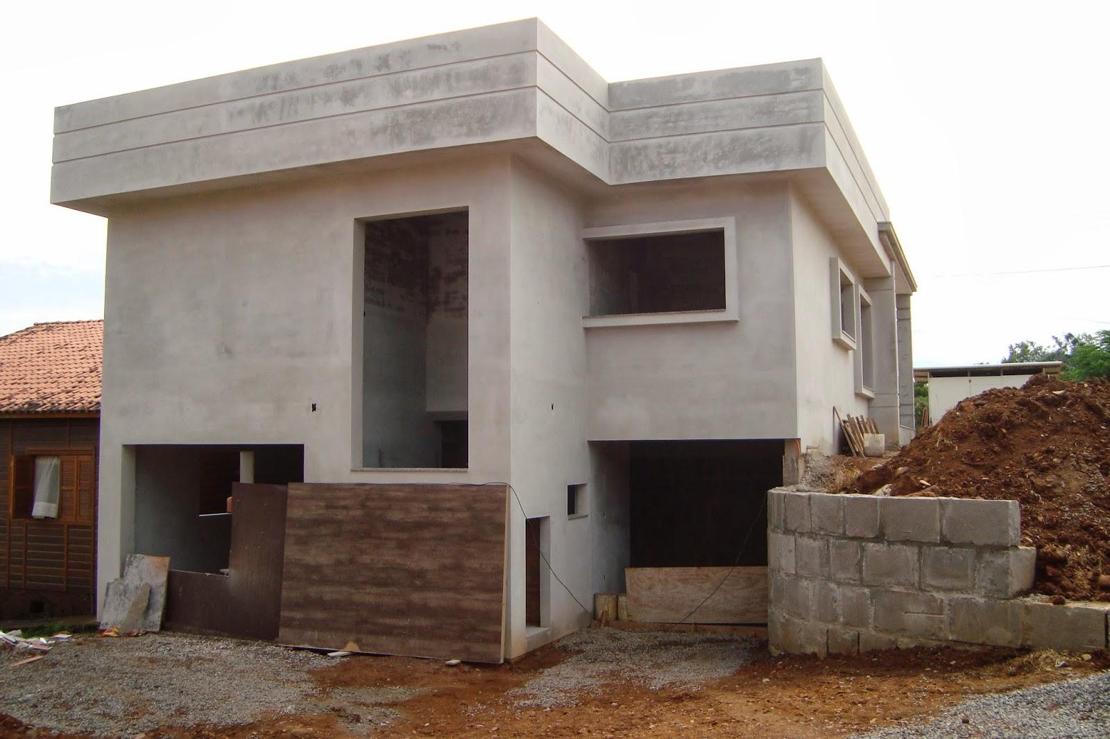 Casa da Claudia: Atualizando a Obra Reboco Parte Interna Finalizado #634733 1600x1066 Banheiro Com Janela Interna