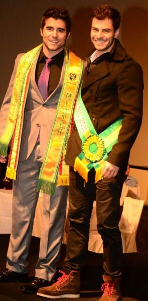 Mister Brazil 2012 Willian Rech