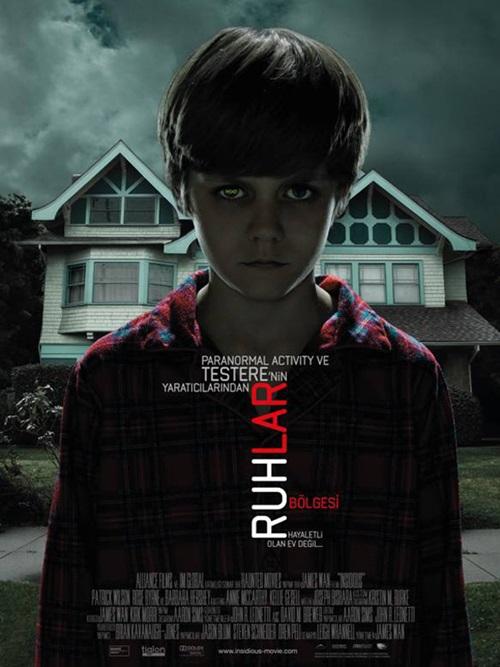 Ruhlar Bölgesi 1 (2010) 1080p Film indir
