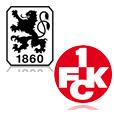 TSV 1860 München - FC Kaiserslautern