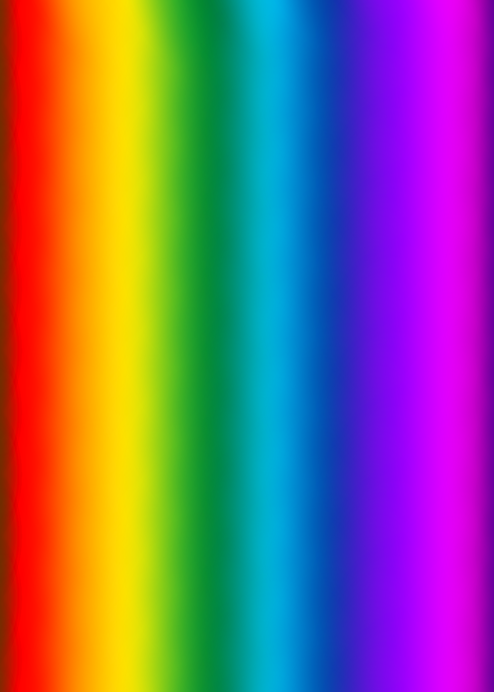 Efeito arco iris photoscape