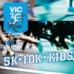 10K VIC 30 GYM