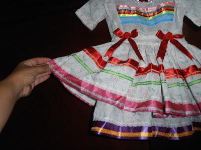 Como fazer vestido para Festa Junina - Vídeo, fotos e modelos