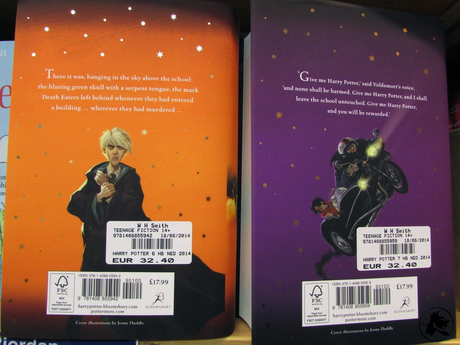 Harry Potter Book Cover Uk ~ Recovering potter addict muggle monday new tidbits revealed