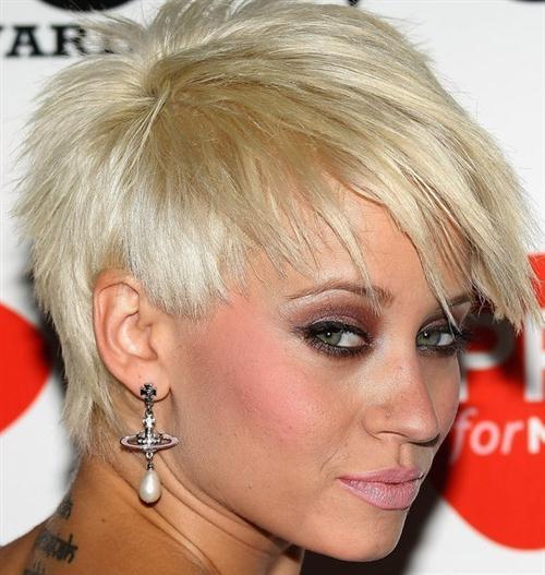 Peinados Chica Pelo Corto - Melenas XXS peinados para pelo corto Foto enfemenino