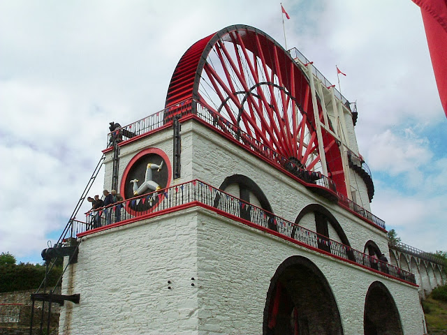 World's Largest Water Wheel