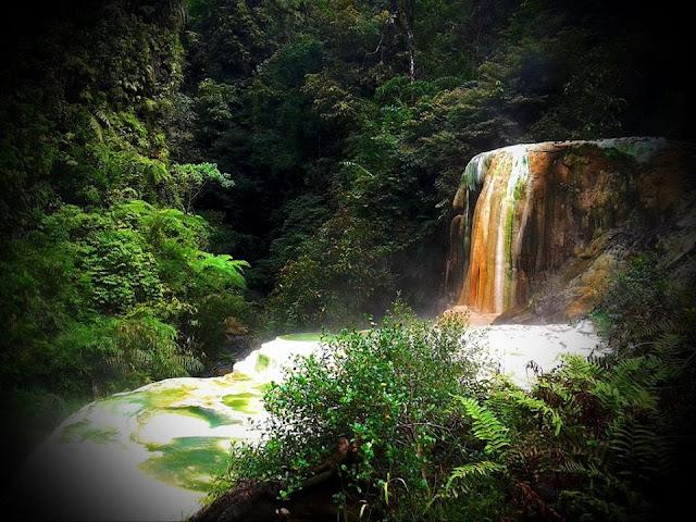 Eksotisme Green Canyon Tinggi Raja Sumatera Utara