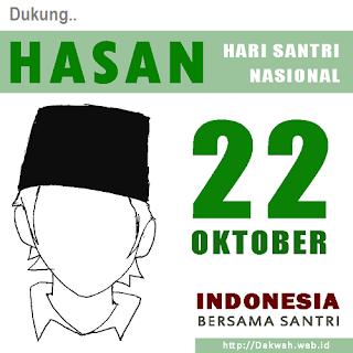 DP BBM: Hari Santri Nasional (Hasan)