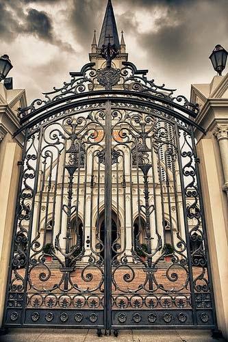 cửa cổng