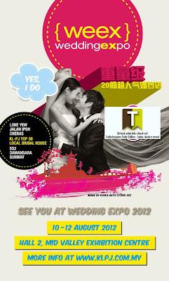 Wedding Expo{WEEX} 2012
