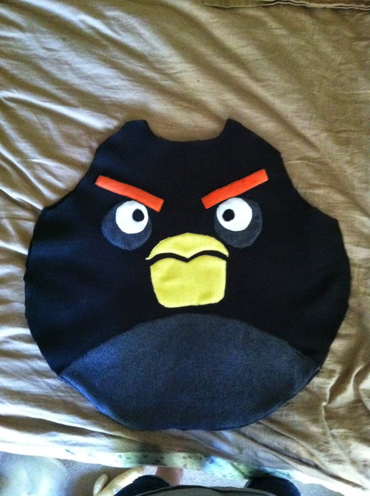 Bomb Bird Costume For an Angry Bird Costume