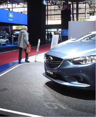 New Mazda 6 2013