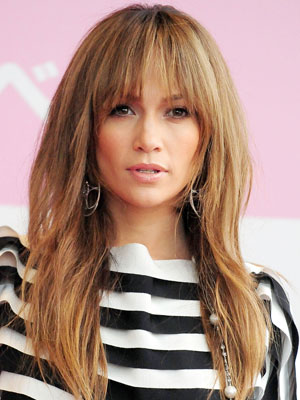 jennifer lopez hair colour american idol. lopez 2011 hair colour.