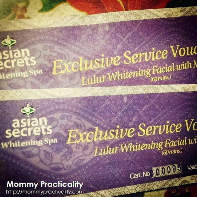 Asian Secrets Lulur Facial Scrub