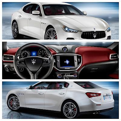 New Maserati Ghibli Photos are Here