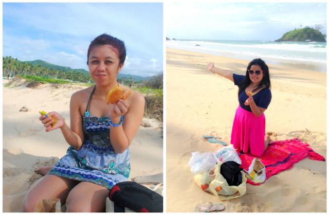 Filipinas in Nacpan Calitang Twin Beach El Nido