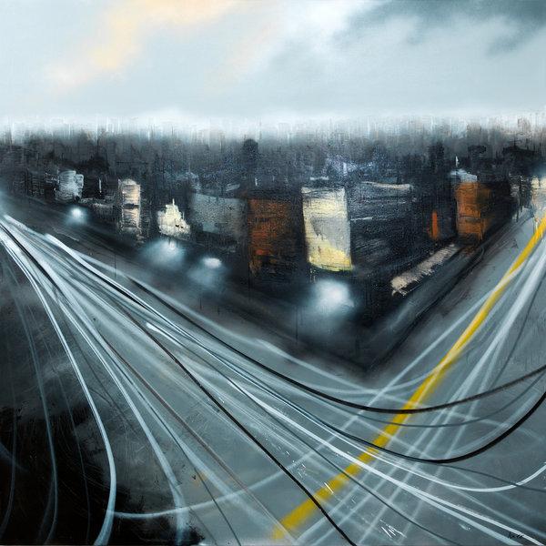 Motivos modernos (Pintura, Fotografía cosas así) - Página 2 Rain_city_by_matteocattonar-d5dj9o6