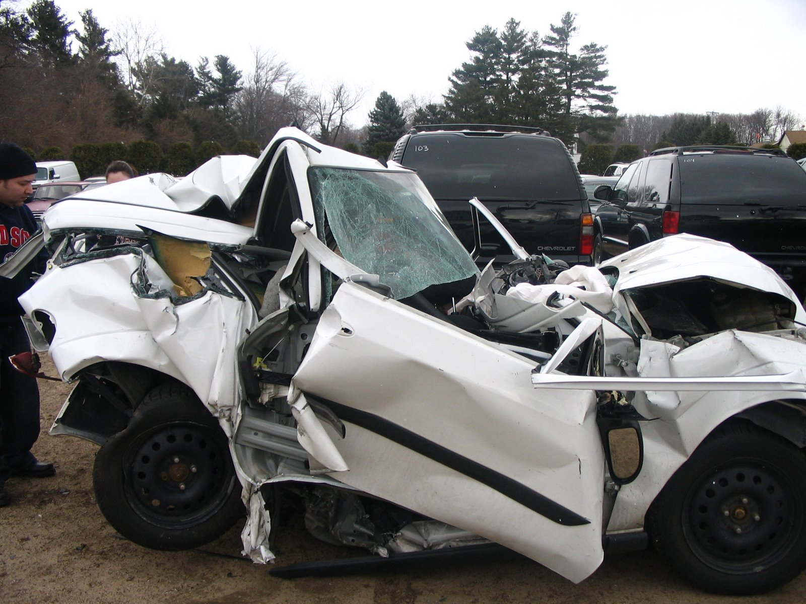 Totaled my car in 2006