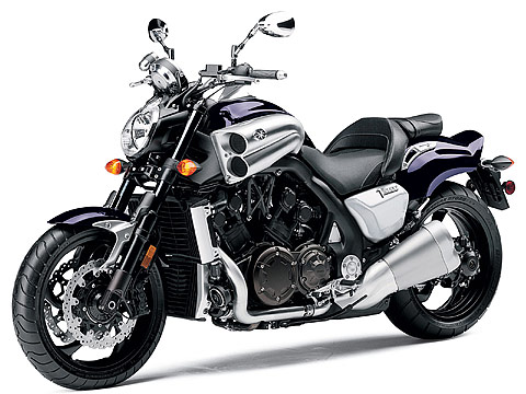 2013 Yamaha VMax VMX17 Motorcycle Photos, 480x360 pixels