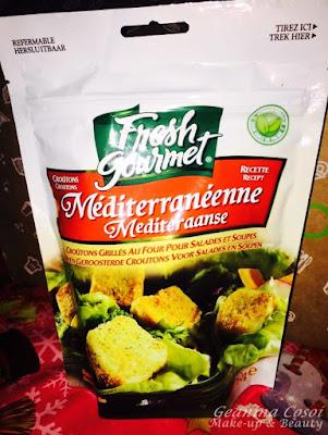 Fresh Gourmet Crouton Degustabox Diciembre 2015