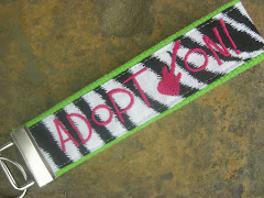Just in...Adopt on! key fobs
