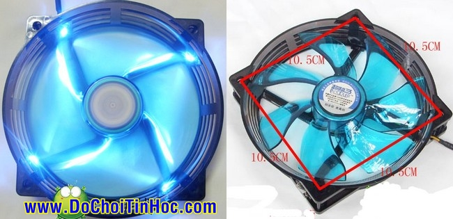 PHỤ KIỆN high-end PC: Tản nhiệt CPU, keo cao cấp, FAN 8-23cm, đồ mod PC, HÀNG ĐỘC!!! - 33