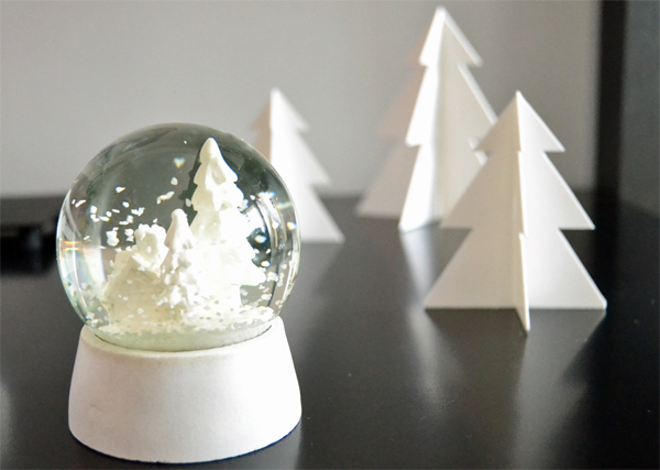 La chica de la casa de caramelo diciembre 2012 - Bola nieve cristal ...