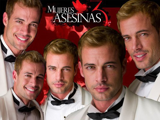 "WILLIAM EN ""MUJERES ASESINAS 3 - BELINDA"""