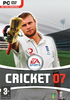 EA Cricket 2007 Sports PC Game