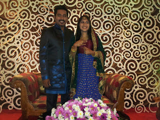 Asif Ali's Engagement with Zama Mazreen images