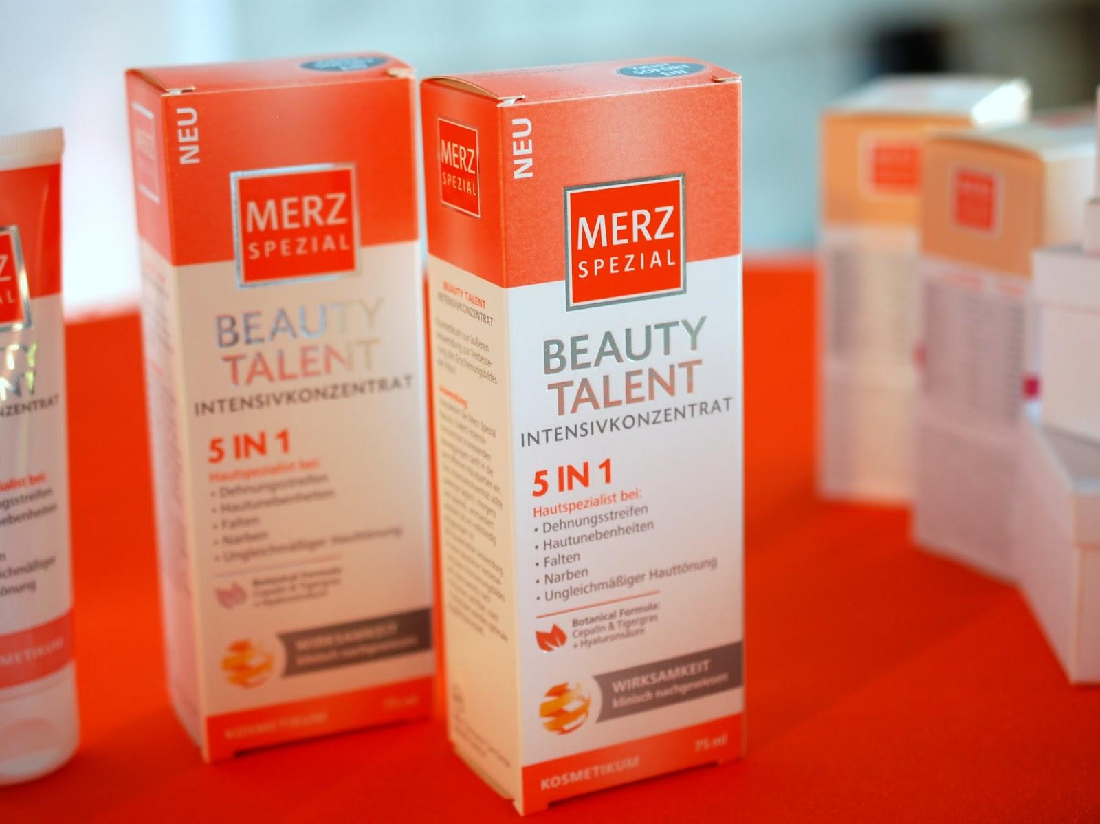 Merz Spezial Beauty Talent Intensivkonzentrat 5in1
