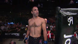 Brian Ebersole's chest hair arrow