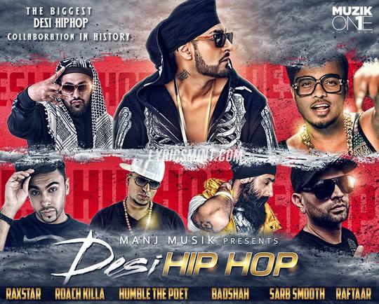 Desi Hip Hop by Manj Musik